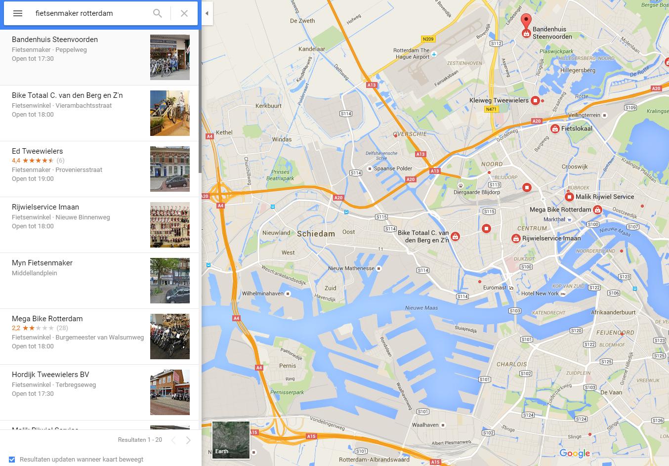 lokale-zoekopdracht-in-maps